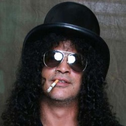 Saul Hudson, slash