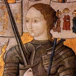 Joanna d'Arc, Dziewica Orleańska