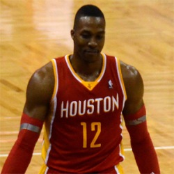 Dwight David Howard, Thunder, DH12, Superman, Mr. Double Double