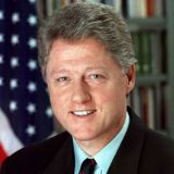 William Jefferson Blythe III, Bill Clinton