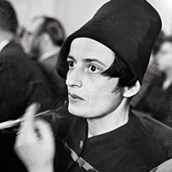 Alissa Zinowiewna Rosenbaum, Ayn Rand