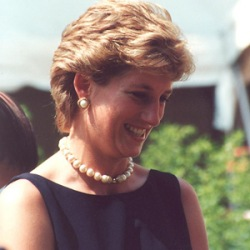 Diana Frances Spencer, Diana, księżna Walii