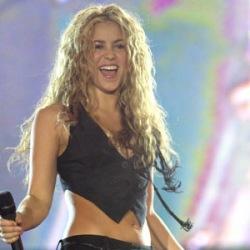 Shakira Isabel Ripoll, Shakira
