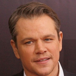 Matthew Paige Damon, Matt Damon
