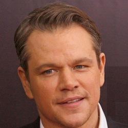Matthew Paige Damon, Matt Damon