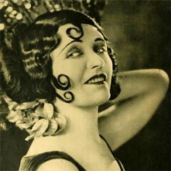 Apolonia Chałupiec, Pola Negri