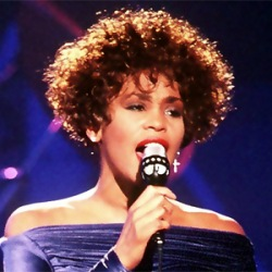 Whitney Elizabeth Houston, The Voice