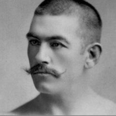 John Lawrence Sullivan, Boston Strong Boy